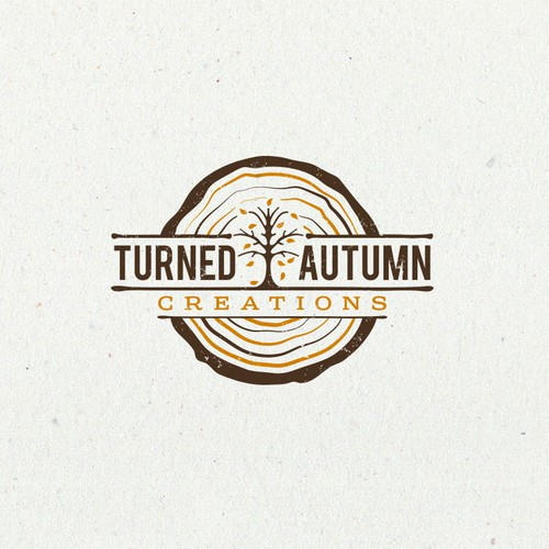 Logo for Turned Autumn Creations