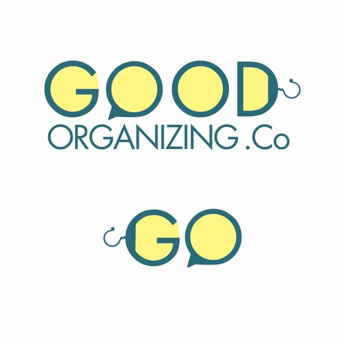 Logo Concept for Good Organizing .Co