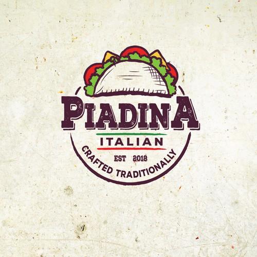 Piadina - Logo