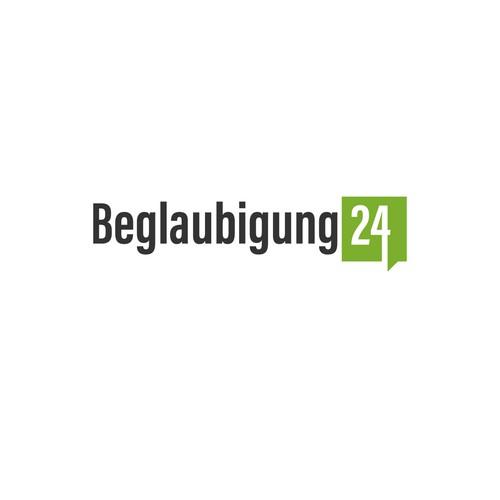 logo for Beglaubigung 24
