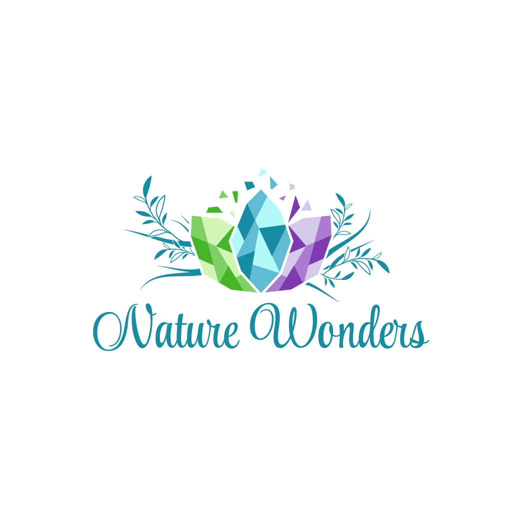 Design an elegant logo for beautiful things from nature