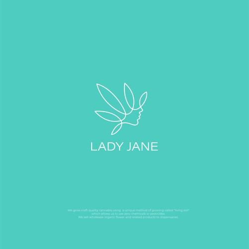 Logo design for Lady Jane