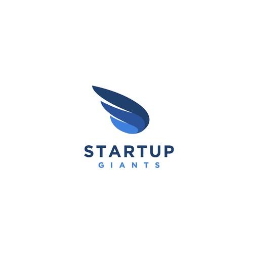 logo for startup giants