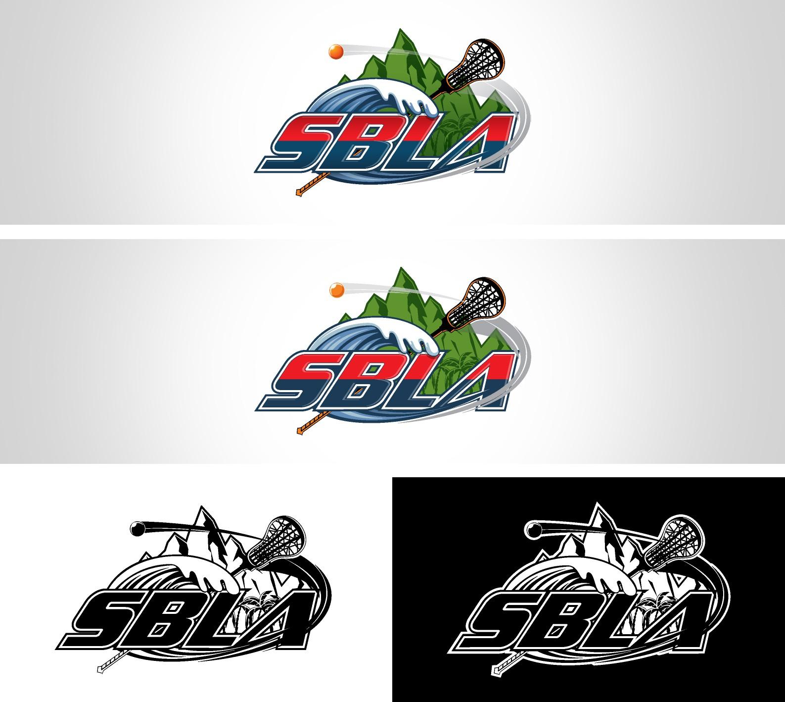 Santa Barbara Lacrosse Association  needs a new logo