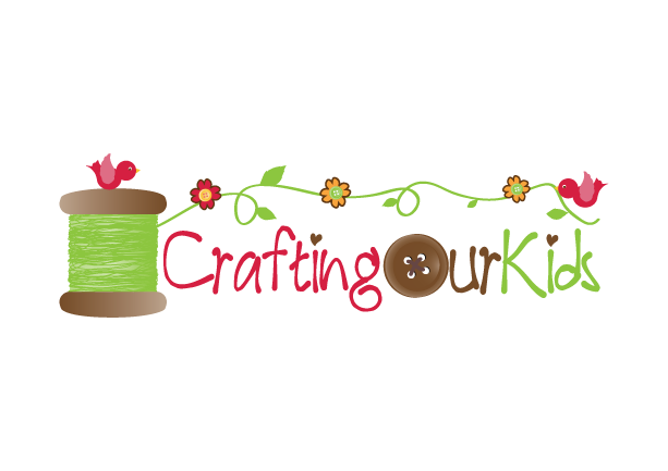 ** Guaranteed Prize** Stylish, fab & fun logo for Crafting Our Kids