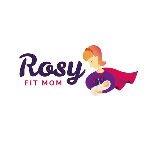 ROSY FIT MOM