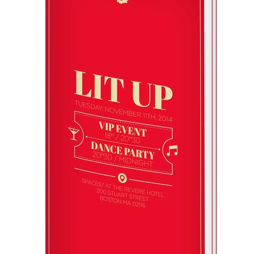 Lit Up