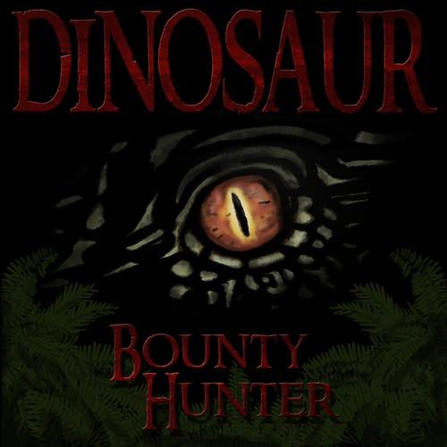 """Dinosaur Bounty Hunter"" Cardgame Box"