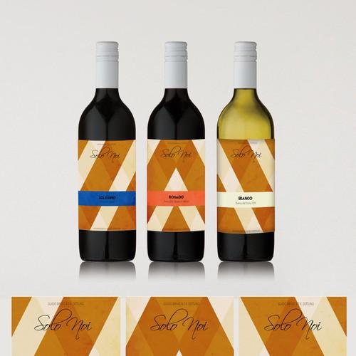 Create a Wine label for new Brand in Switzerland!