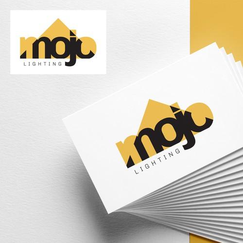 Logo design for Mojo Lighting