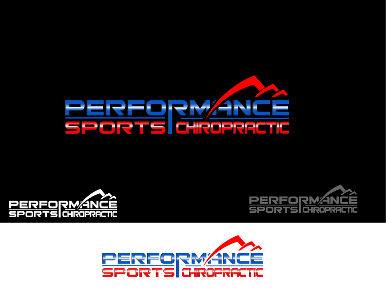 Help Performance Sports Chiropractic with a new logo