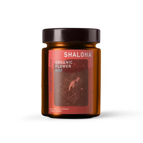 Label design for Shaloha