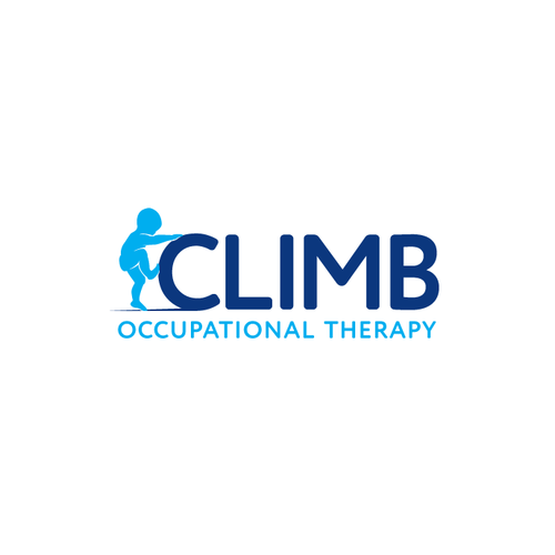 Climb Occupational Therapy Logo Project