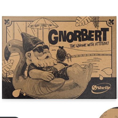 Gnorbert The Gnome Box