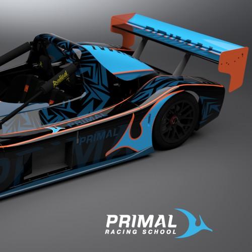 Racing School Livery