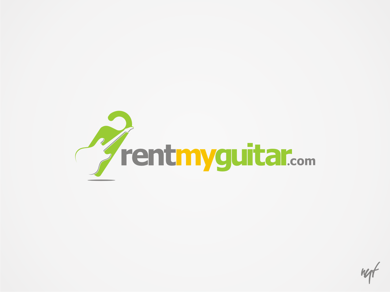 Help RentmyGuitar.com with a new logo