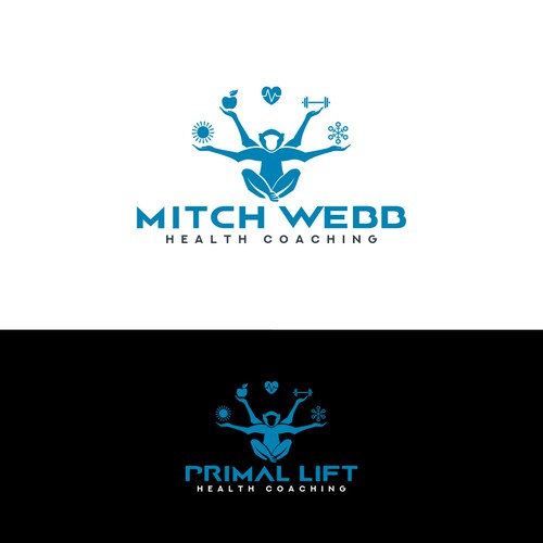 Logo design for Health Coach