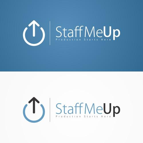 New Logo Design for Staff Me Up