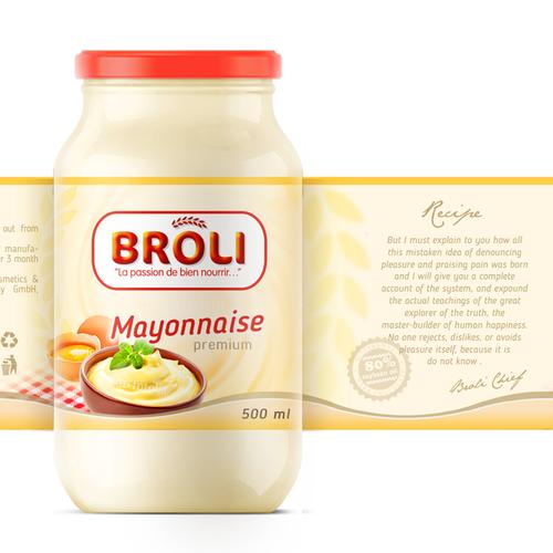Broli Mayonnaise