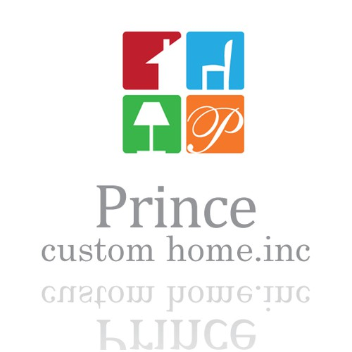 Help Prince Custom Homes, Inc. with a new Logo Design