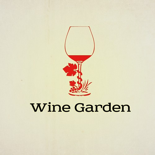 Wine Garden needs a new logo
