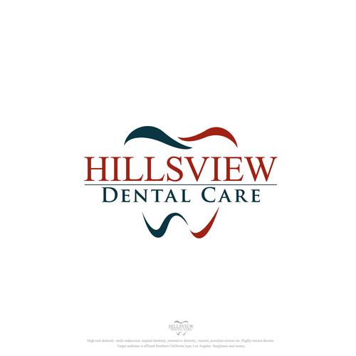 Hillsview Logo concept