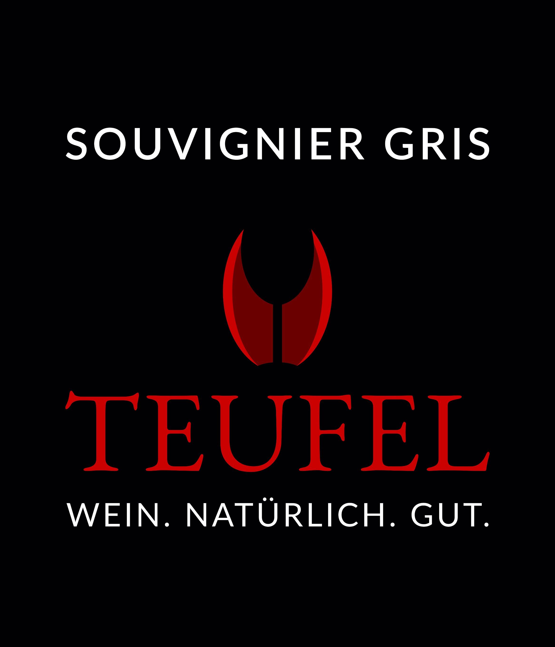 Prägnantes Weingut-Logo für Etiketten und Website