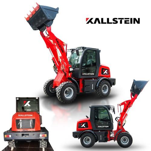 KALLSTEIN Sticker Design