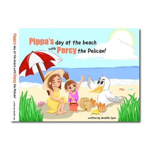 childrens book cover design