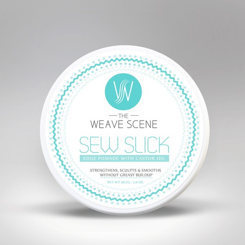 Sew Slick Edge Pomade by The Weave Scene