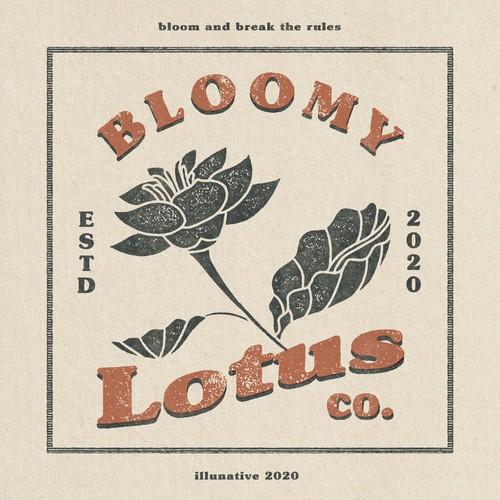 Bloomy Lotus