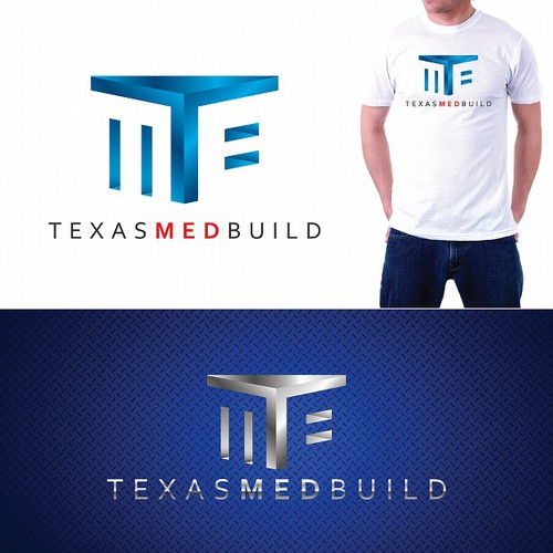 Help Texas Med Build  with a new logo