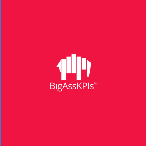 Modern Simple logo for BigAssKPIs software