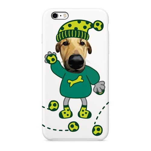 Pet owners' phone case design.