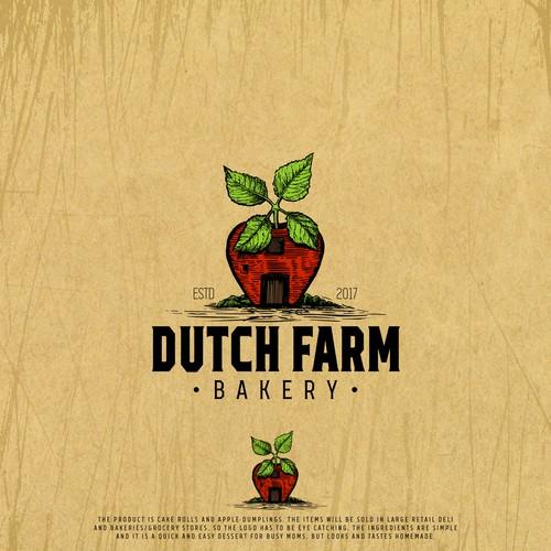 Logo Butch Farm Barkery