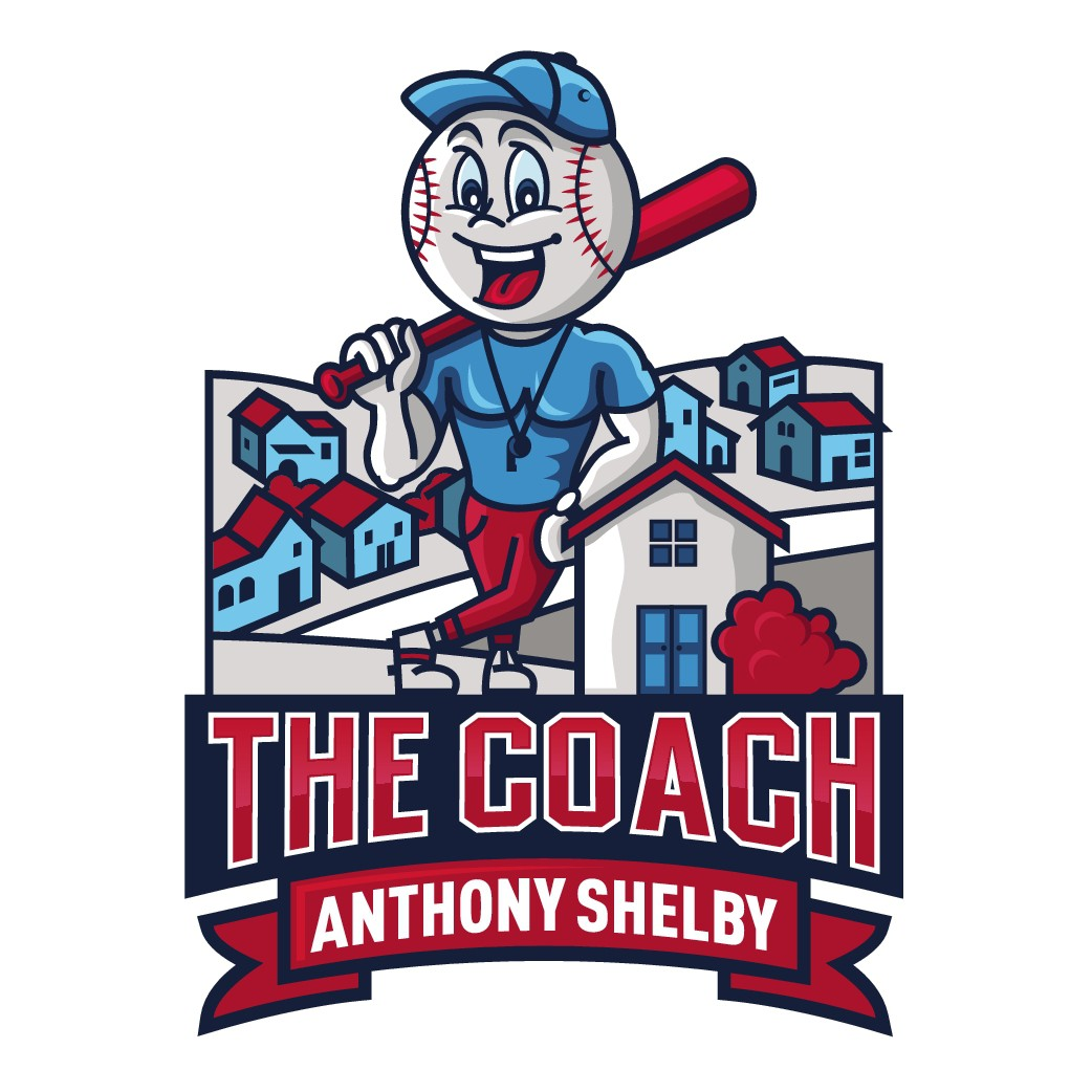 AWESOME real estate logo for THE COACH!! who will be in my starting lineup?