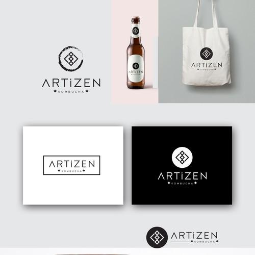 Logo Design for ARTiZEN