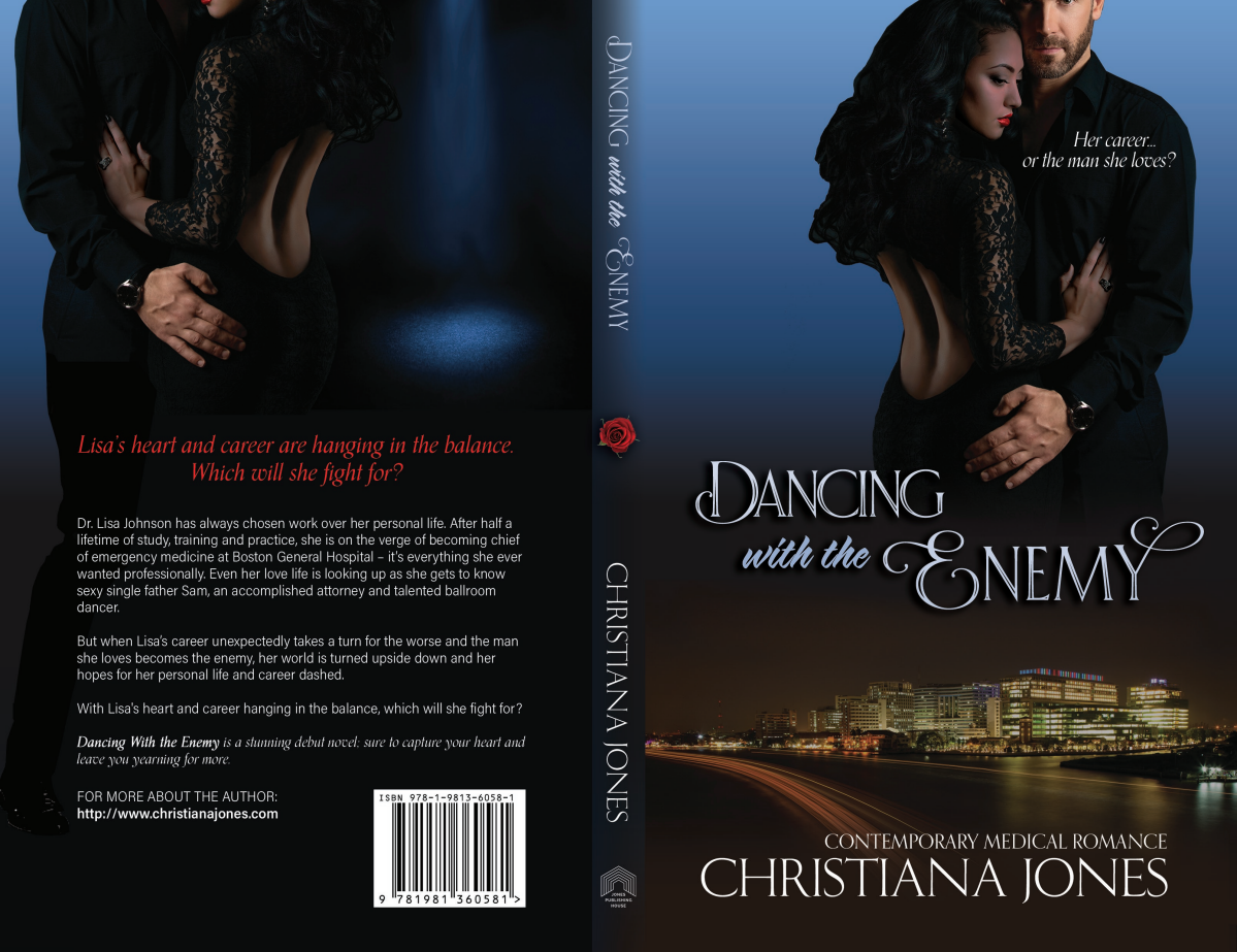 Dancing with the Enemy book cover