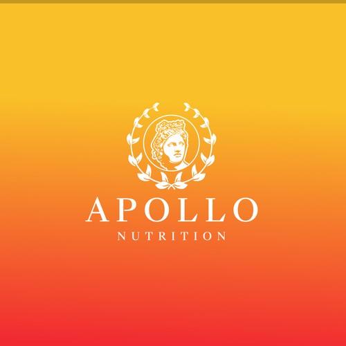 Apollo Nutrition Logo Concept