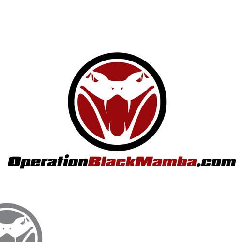 Awesome Logo Needed for OperationBlackMamba.com