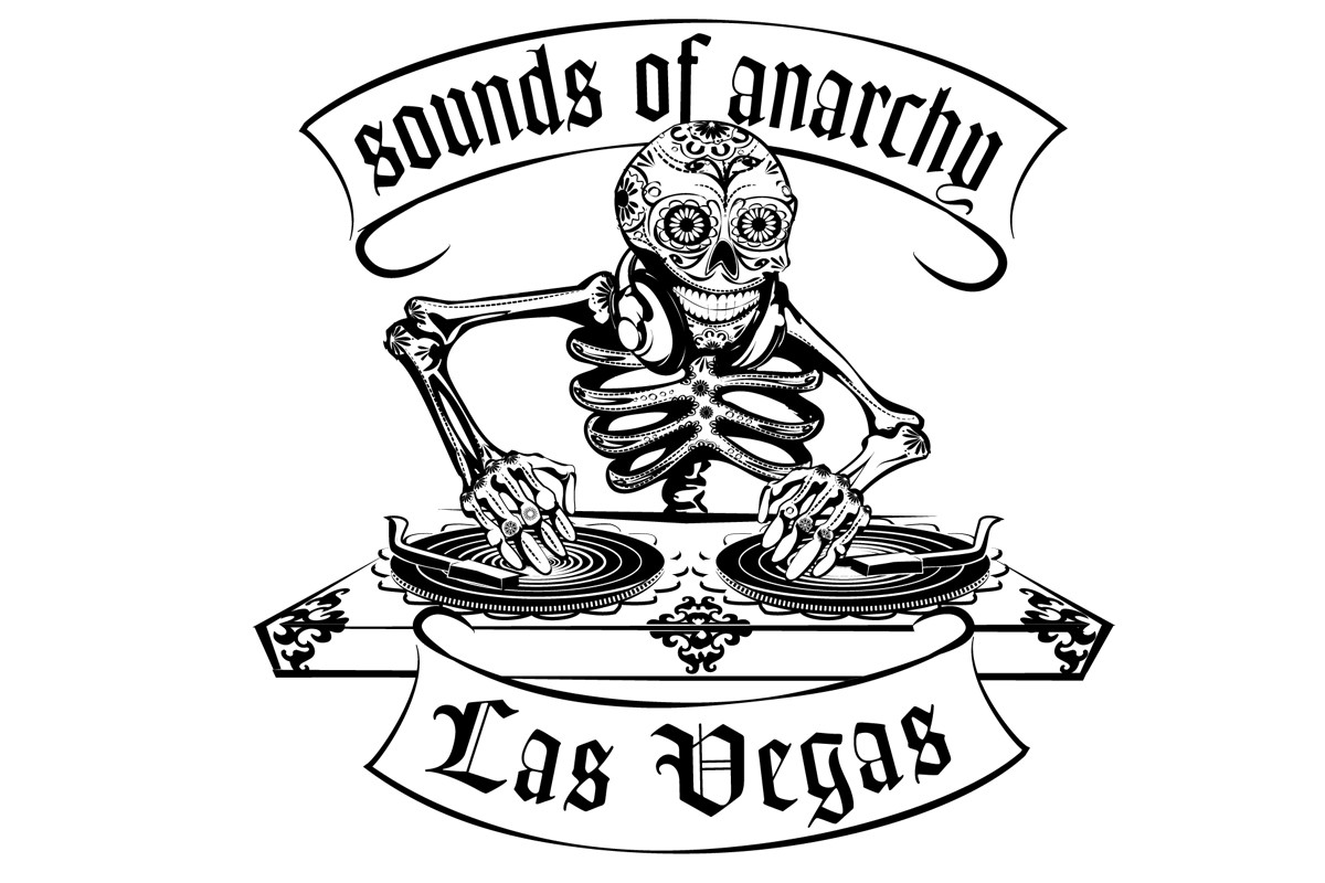 logo for Sounds of Anarchy Agency