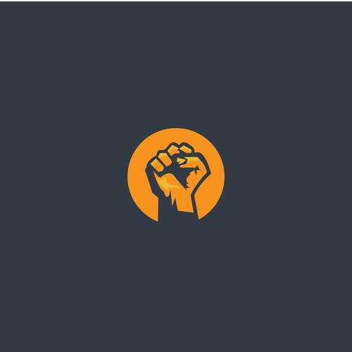 """Logo design for """"Bliss Rebellion"""""""