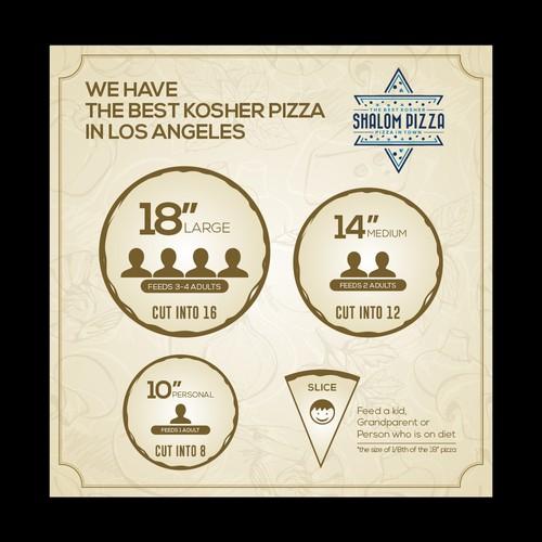 Pozza size wall poster