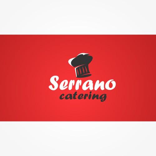 Create the next Logo Design for serrano catering