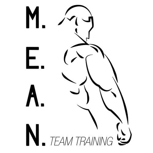 LOGO DESIGN WANTED FOR M.E.A.N Team Training