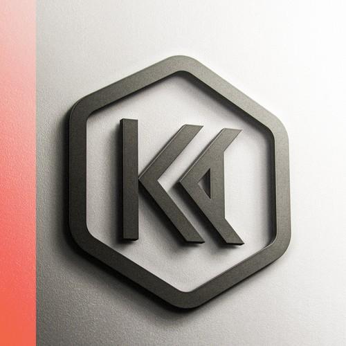 Koneanti logo design