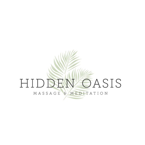 Logo for MASSAGE & MEDITATION SALON