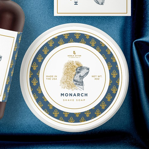 Monarch Line of products for Noble Otter