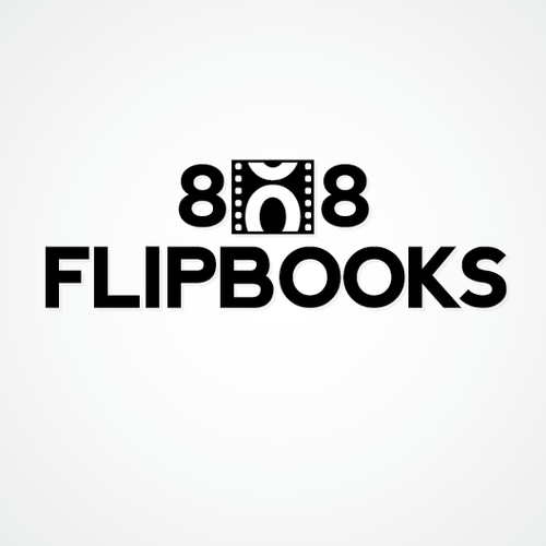 New logo wanted for 808 Flipbooks