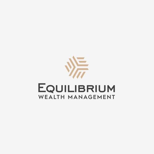 Clean Logo for Equilibrium Wealth Management